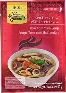 Asian Home Gourmet Spice Paste for Thai Tom Yum Soup