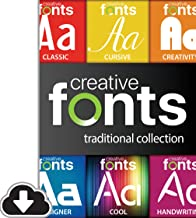 creative fonts software