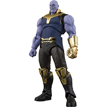 Avengers Infinity War Figuarts Thanos Action Figure S.H