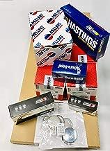 Engine Piston Kit compatible with Dodge Ram Cummins 5.9L 5.9 HO Diesel Pistons & Rings 2004.5 2005 2006 (std)