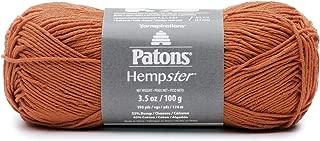 PATONS 24471111016 Hempster Yarn, Spice