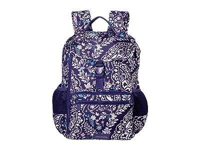 Vera Bradley ReActive Daytripper Backpack (Belle Paisley) Backpack Bags