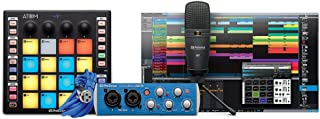 PreSonus ATOM Producer Lab Complete Production Kit, ATOM, Interface, Mic and Software