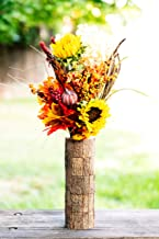 wood flower arrangements