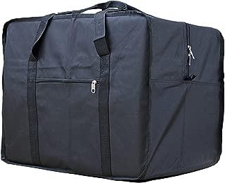 29 Inches Square Travel Duffle Bag Bolsa Maleta de Lona 70 Lb Cap Luggage Tote