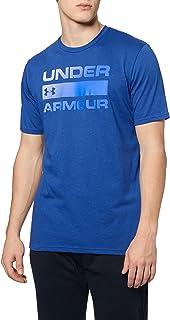 Under Armour UA TEAM ISSUE WORDMARK SS-BLU Tişört Erkek