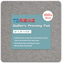 """18"""" x 24"""" x 0.6"""" Wool Ironing Quilter's Pressing Pad Mat- 100% Wool for Professional Ironing