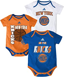 NBA Newborn 3 Point Spread Bodysuit Set