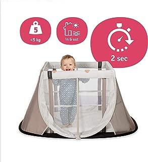 Aeromoov ASATC11060WS - Cuna de Viaje para bebé plegable e