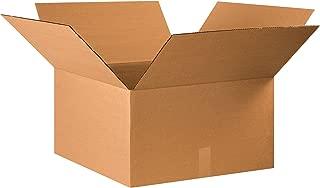 BOX USA B222212 Corrugated Boxes, 22