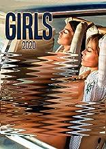 Hot Girl Calendar - Calendars 2019 - 2020 Wall Calendar - Sexy Woman Calendar - Girls Poster Calendar by Presco Group