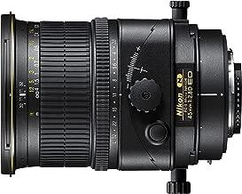 Nikon PC-E FX Micro NIKKOR 45mm f/2.8D ED Fixed Zoom Lens for Nikon DSLR Cameras