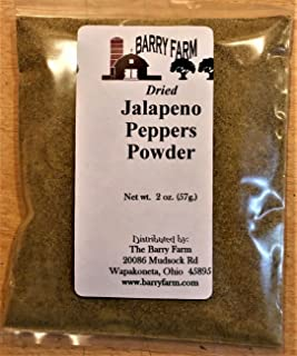 Best dehydrated jalapeno powder Reviews