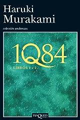 1Q84. Libros 1 y 2 (Andanzas) Versión Kindle