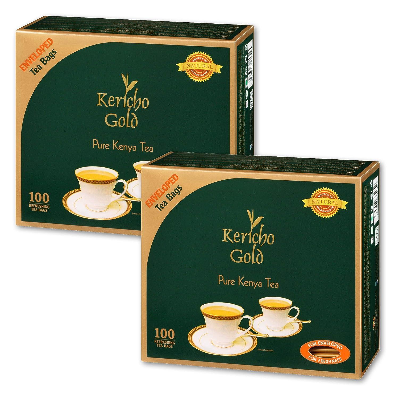 Kericho Gold Black Tea - Rich Outstanding Cheap mail order sales Orange Antioxidants in Pekoe