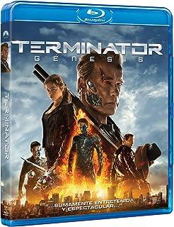 Terminator: Genesis Blu-ray