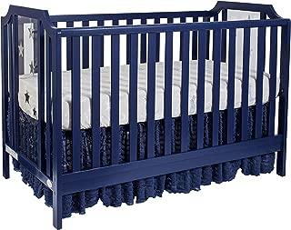 Suite Bebe Celeste 3 in 1 Island Crib Navy Blue