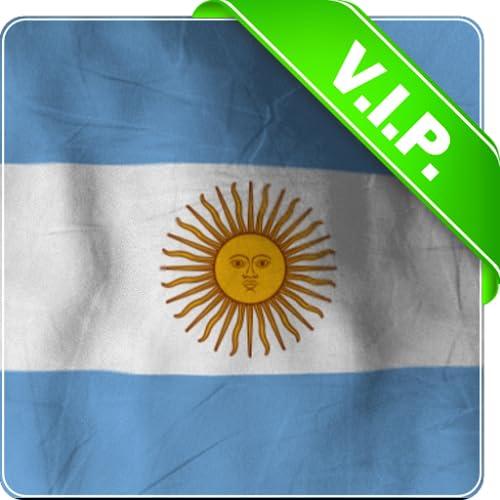 Argentinien-Fahne