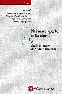 Nel mare aperto della storia: Studi in onore di Andrea Riccardi