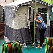 Livorno 200 Herzog - Tienda de camping para cocina