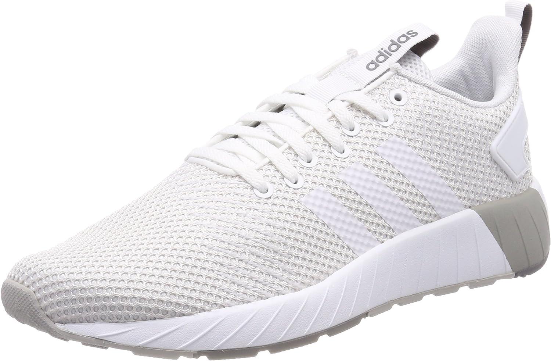 Adidas Herren Questar BYD Gymnastikschuhe, grau, 7.5 EU