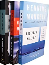 Henning Mankell Wallander Bundle: Faceless Killers, The Dogs of Riga, The White