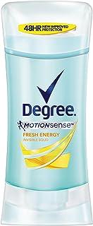 DEGREE WOMENS DEO Degree Women Antiperspirant Deodorant Stick, Fresh Energy 2.6 oz
