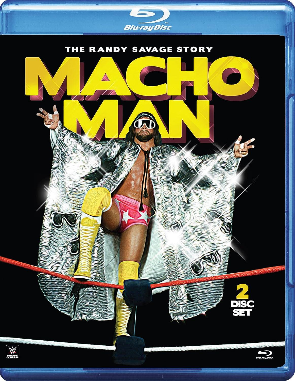 Fashion Ranking TOP2 Macho Man: The Randy Blu-ray Savage Story