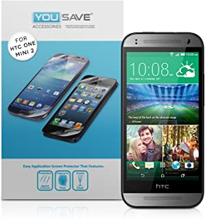 YouSave Screen Protector for HTC One Mini 2 Pack 3 [HT-DA03-Z531]