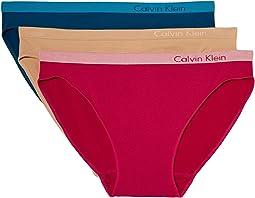 Calvin Klein Underwear - Pure Seamless 3-Pack Bikini