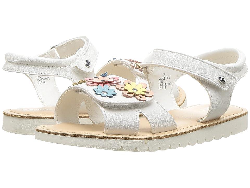 Naturino Express Violetta (Toddler/Little Kid) (White) Girls Shoes