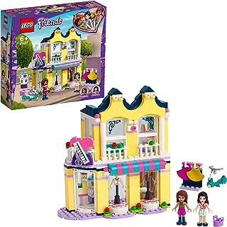 LEGO Friends Heartlake City Friends Tienda de Moda, Set de JuegoconEmmayAndrea, multicolor (Lego ES 41427)