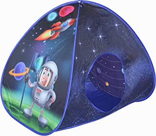 Play10 Ball Pit Galaxy Pop up Play Tent Dreamy Ball Pen for Kids