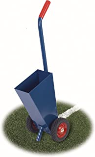 Best selling Baseball Field 15 pound capacity chalk Liner. Immensely popular. Great for last minute touch ups.