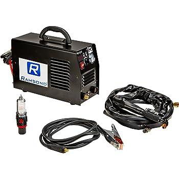 Ramsond CUT 50DX 50 Amp Digital Inverter Portable Air Plasma Cutter Dual Voltage