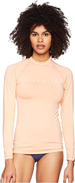 Sunny Rays Relaxed Long Sleeve