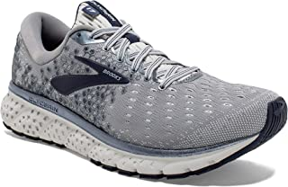 Brooks Australia Men's Glycerin 17 Men's Road Running Shoes, Black/Blue/Nightlife