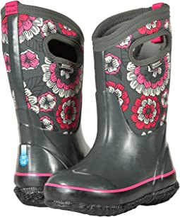 Bogs Kids Classic Pansies (Toddler/Little Kid/Big Kid)