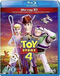 Toy Story 4 3D [Italia] [Blu-ray]