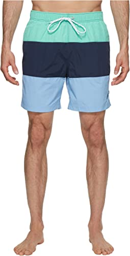 Triblock Swim Trunk