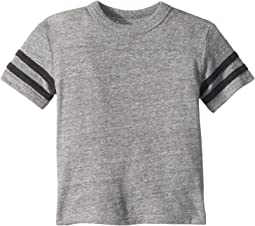 Super Soft Vintage Crew Neck Tee (Toddler/Little Kids)