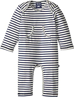 Toobydoo - Slim Leg Pocket Jumpsuit (Infant)