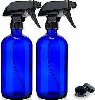 Best green glass spray bottle Reviews