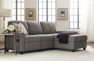Best serta copenhagen reclining sectional with storage chaise Reviews