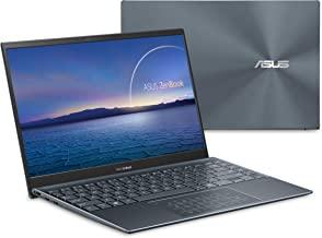 "ASUS ZenBook 14 Ultra-Slim Laptop 14"" Full HD NanoEdge Bezel, Intel Core i7-1065G7, 8GB RAM, 512GB PCIe SSD, NumberPad, Th..."