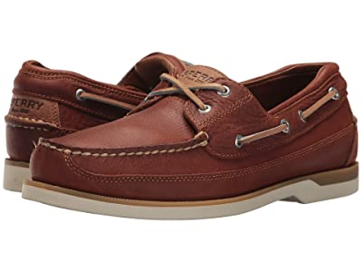 Sperry Mako 2-Eye (Tan) Men