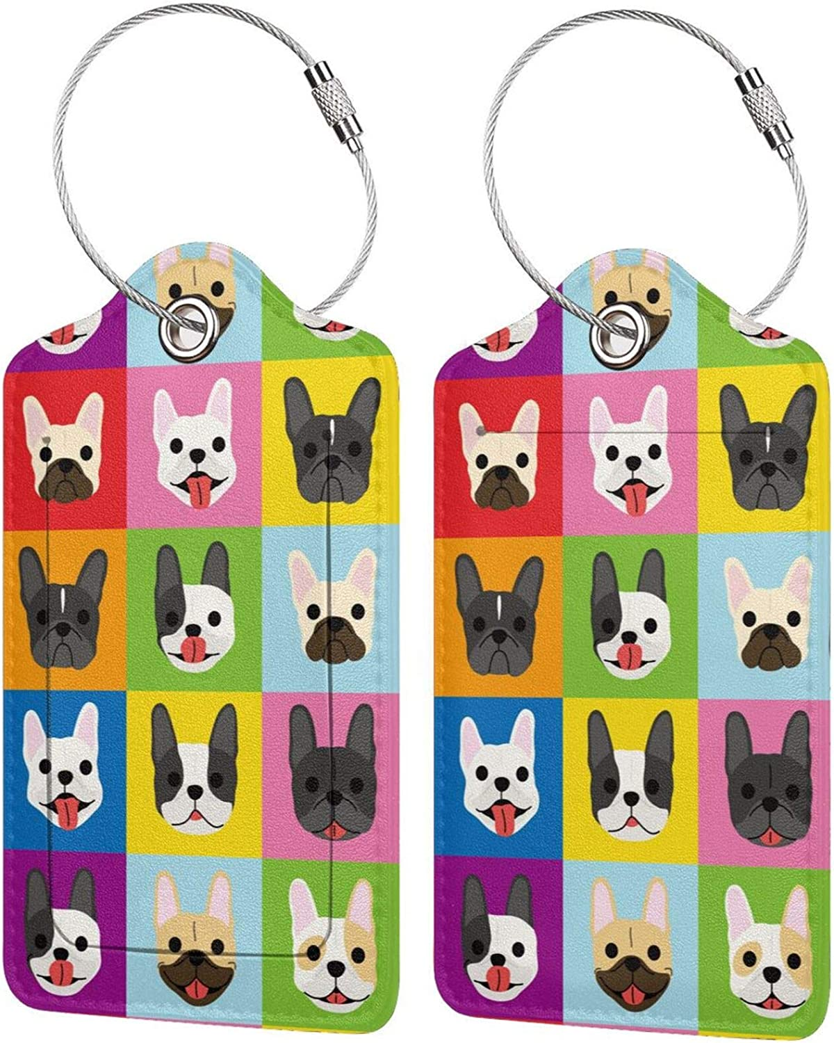 HHFASN Husky Eyes and Snowy A surprise price is realized firs in Luggage Max 79% OFF Winter 2-Pack Foggy