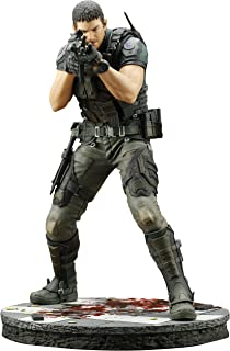 Kotobukiya 居民事件:Vendetta Chris Redfield ARTFX 雕像