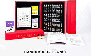 Nez du Vin, The Masterkit 54 aromas, English