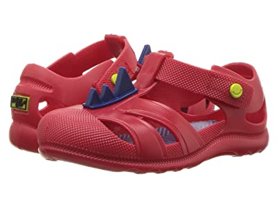 Western Chief Kids Playground Sandal (Toddler/Little Kid/Big Kid) (Red Spike) Boys Shoes